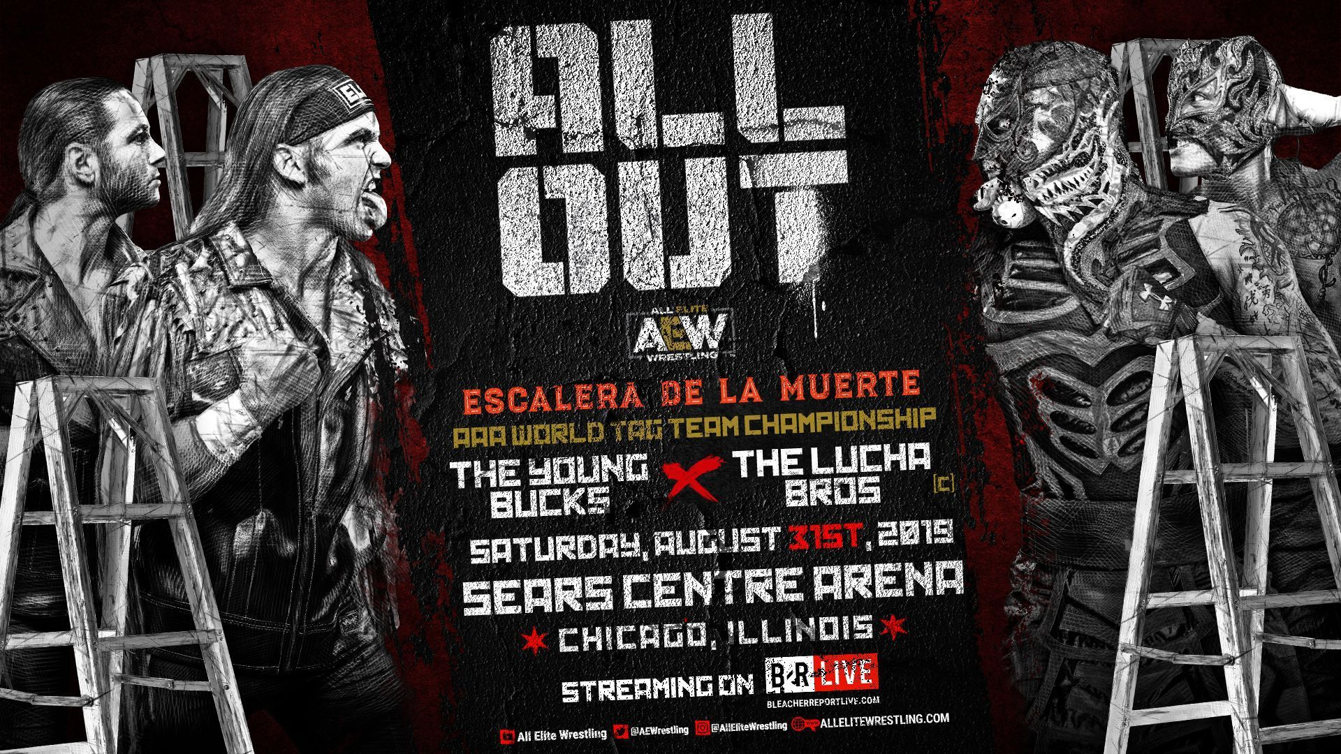 Ver All Out en Vivo